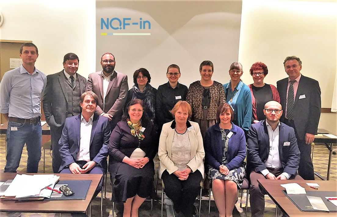 NQF IN Prague conference